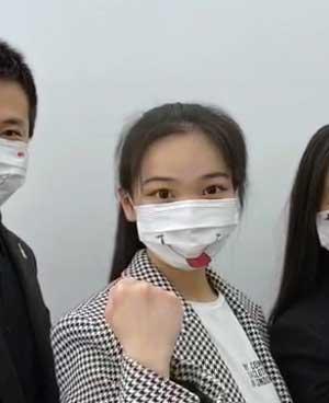 Inditex China riapre i negozi con un video