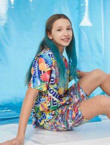Riva Fashion with Chupa Chups and Mentos