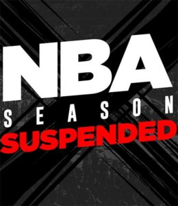 When NBA suspended the league