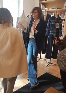 Ines de la Fressange: Parisian Chic for a global brand