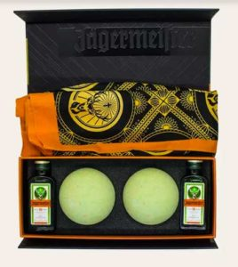 Jägermeister launches its bath bombs: sold out