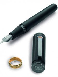 Montegrappa doubles down with Lord of the Rings