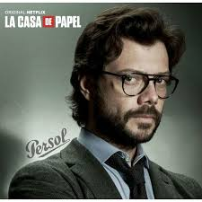 Persol with La Casa de Papel limited edition