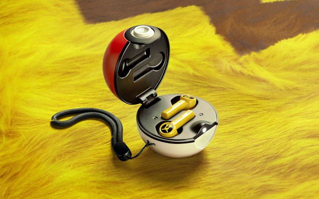 Razer lancia gli auricolari wireless Pikachu