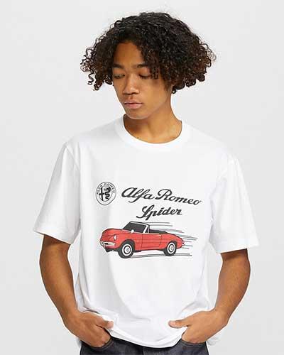 Uniqlo corre con BMW, Alfa Romeo e VW.