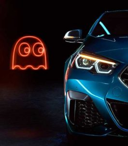BMW launches 2 Series with Pac-Man
