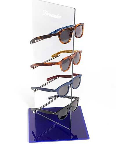 Drumohr lancia gli occhiali da sole