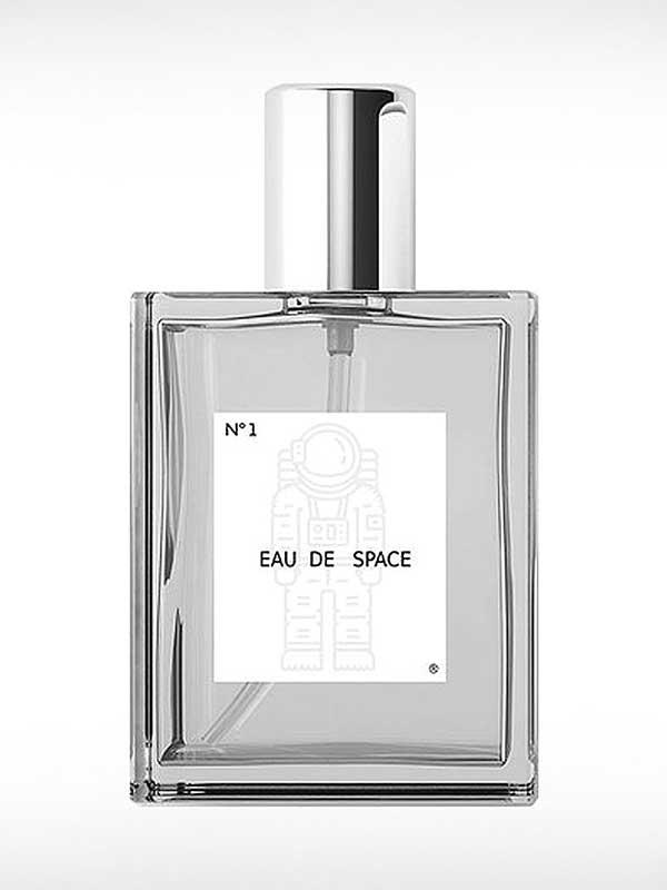Il profumo dello spazio, secondo Eau de Space NASA