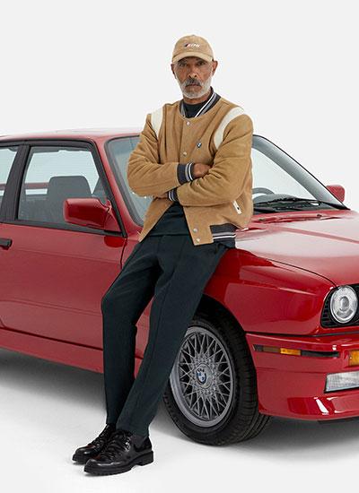 KITH X BMW, supercar e supersporstwear