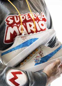 Puma festeggia il 35º anniversario di Super Mario