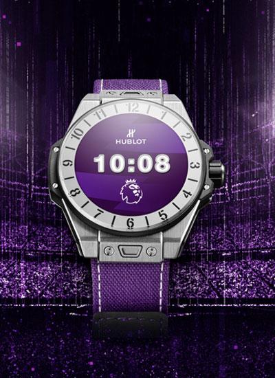 Hublot Big Bang lancia uno smartwatch Premier League