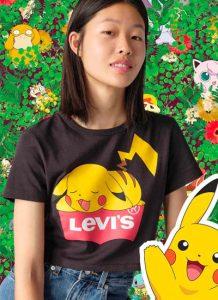 Levi's festeggia il 25º compleanno dei Pokémon