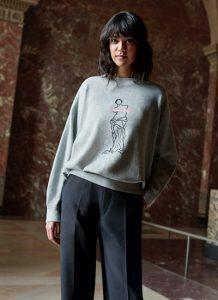 Louvre x Uniqlo: l'arte classica diventa pop