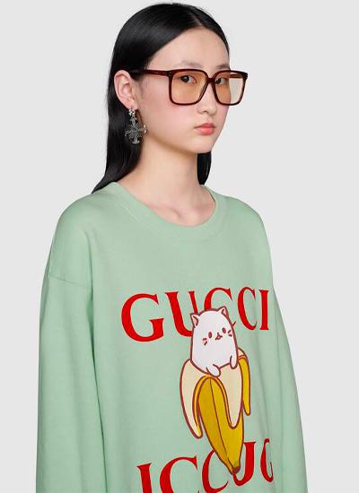 Bananya x Gucci