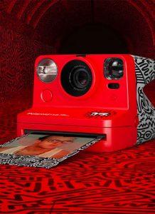 Polaroid e la creatività di Keith Haring