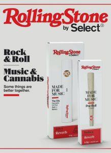 Curaleaf e Rolling Stone: partnership a base di cannabis