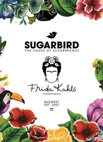 "Dietro le quinte di ""Sugarbird loves Frida Kahlo"""