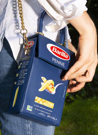 Barilla Pasta Bag e le collaborazioni non ufficiali