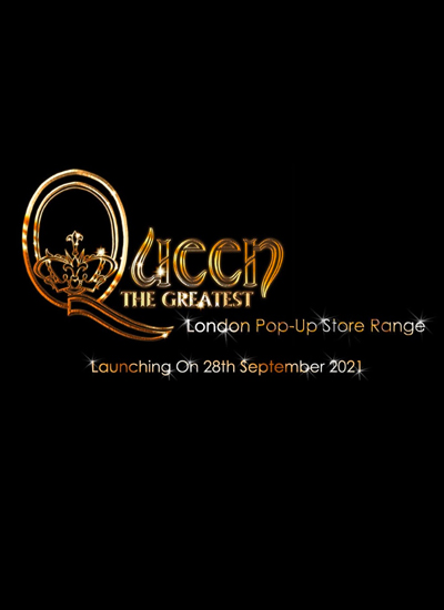 """Torna il pop up store """"Queen The Greatest"""""""